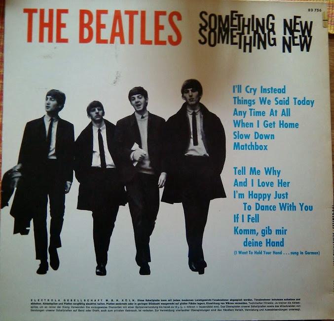 Die Beatles Komm Gib Mir Deine Hand Sie Liebt Dich
