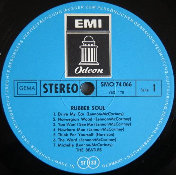 SMO 74 066 Label