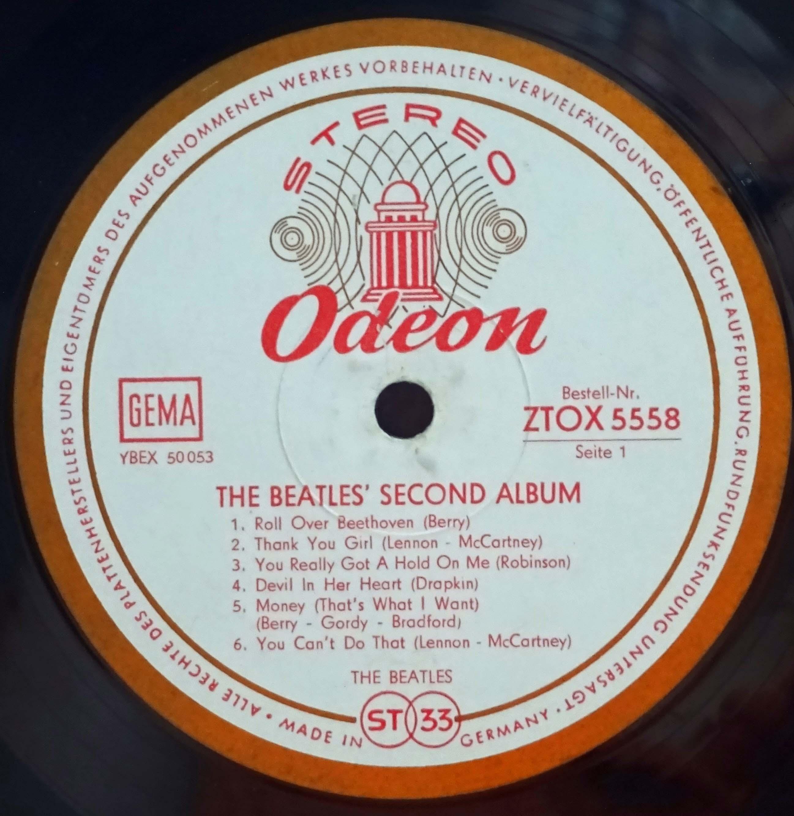 ztox 5558 label