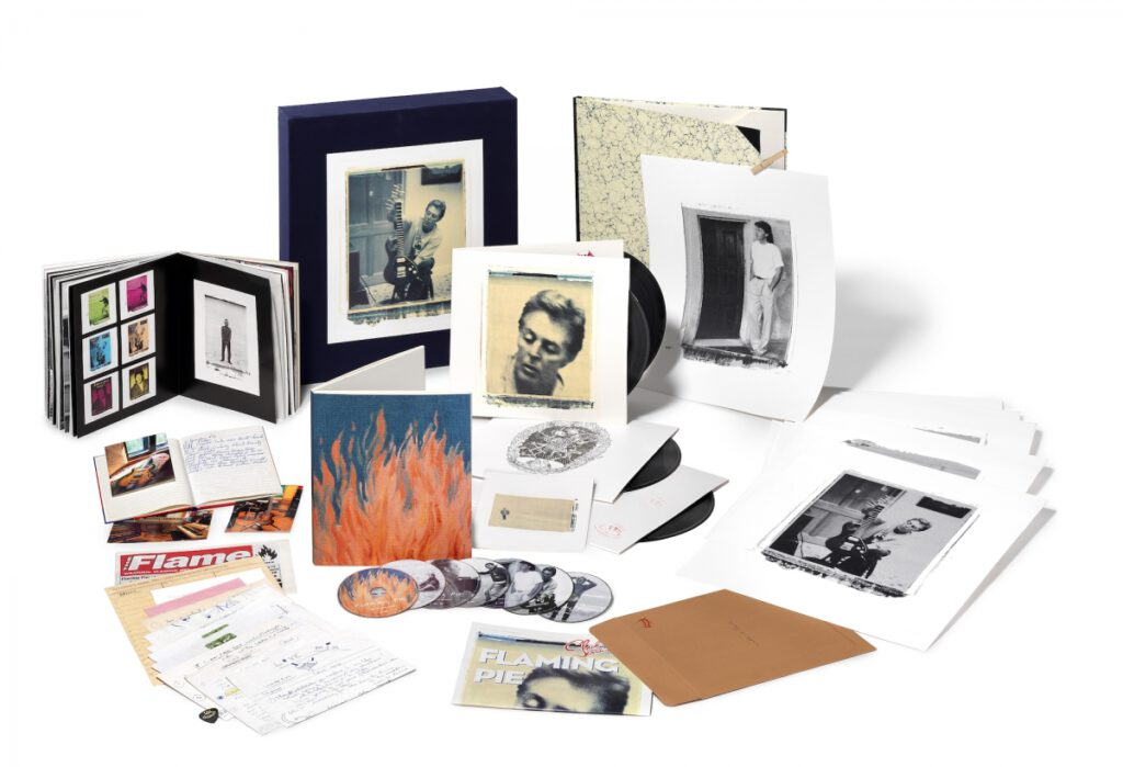 <strong>Flaming Pie Collector´s Edition 5CD/2DVD/4LP </strong><br>Capitol/MPL 0861756